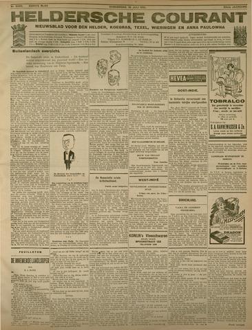 Heldersche Courant 1931-07-16