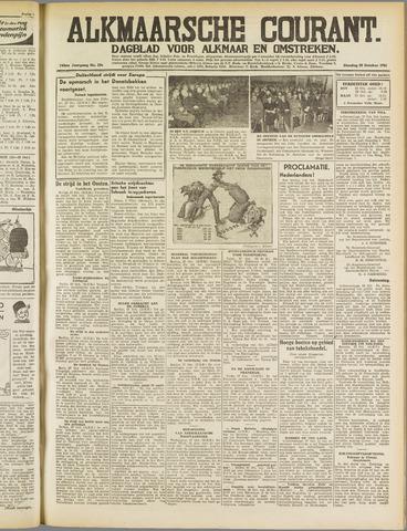 Alkmaarsche Courant 1941-10-28