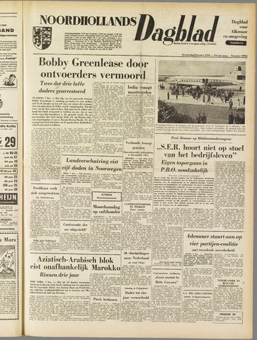 Noordhollands Dagblad : dagblad voor Alkmaar en omgeving 1953-10-08