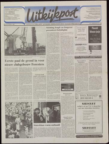 Uitkijkpost : nieuwsblad voor Heiloo e.o. 1996-11-28