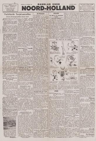Dagblad Noord-Holland, Schager editie 1943-10-26