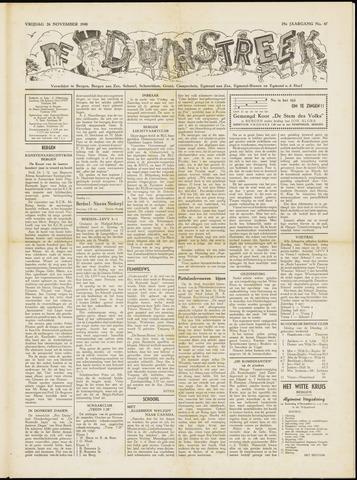 De Duinstreek 1948-11-26