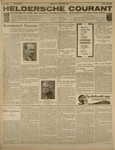 Heldersche Courant 1934-11-20