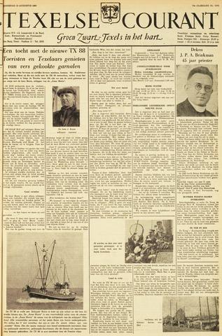 Texelsche Courant 1960-08-10
