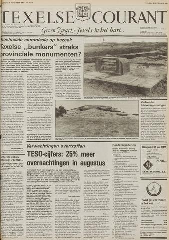 Texelsche Courant 1986-09-05