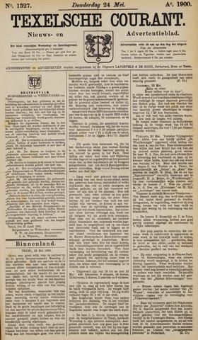 Texelsche Courant 1900-05-24