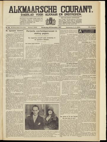 Alkmaarsche Courant 1937-12-30