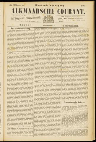 Alkmaarsche Courant 1898-09-11