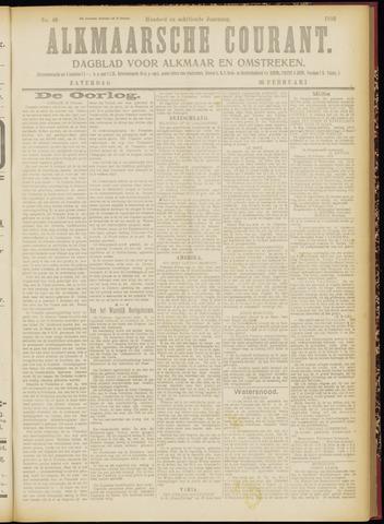 Alkmaarsche Courant 1916-02-26