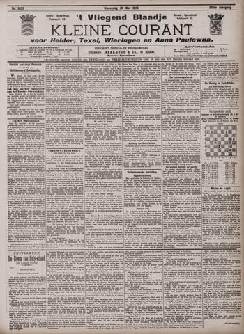 Vliegend blaadje : nieuws- en advertentiebode voor Den Helder 1902-05-28