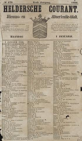 Heldersche Courant 1866-01-01