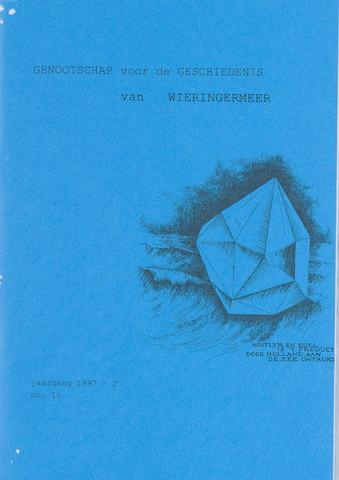 Kroniek Historisch Genootschap Wieringermeer 1997-08-01
