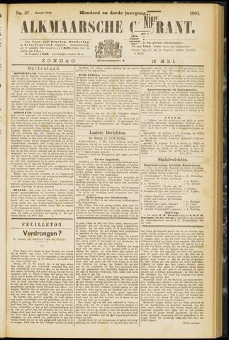 Alkmaarsche Courant 1901-05-12