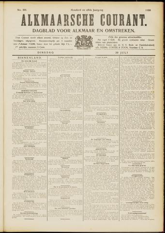 Alkmaarsche Courant 1909-07-20