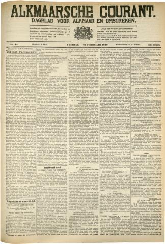 Alkmaarsche Courant 1930-02-21