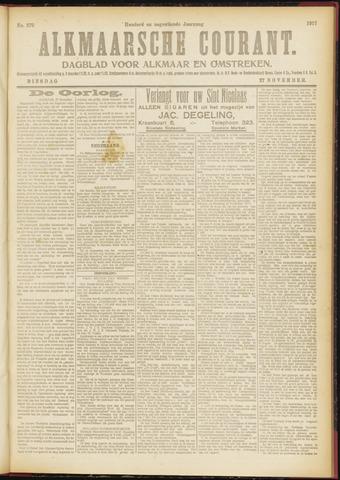 Alkmaarsche Courant 1917-11-27
