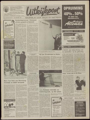 Uitkijkpost : nieuwsblad voor Heiloo e.o. 1991-01-30