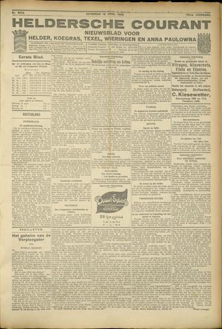 Heldersche Courant 1925-04-18