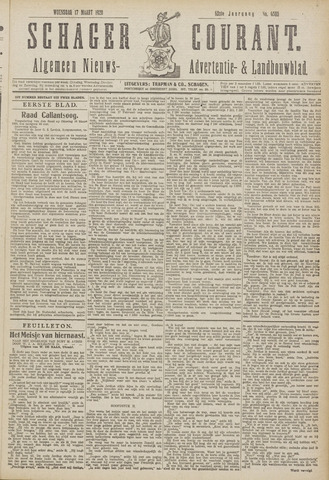 Schager Courant 1920-03-17