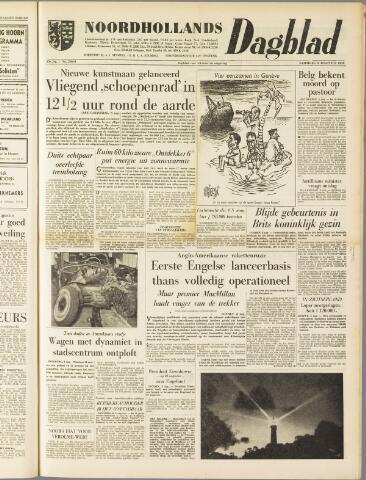 Noordhollands Dagblad : dagblad voor Alkmaar en omgeving 1959-08-08