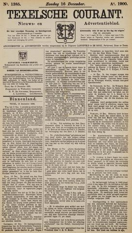 Texelsche Courant 1900-12-16