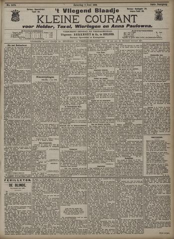 Vliegend blaadje : nieuws- en advertentiebode voor Den Helder 1906-06-02