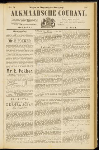 Alkmaarsche Courant 1897-06-23