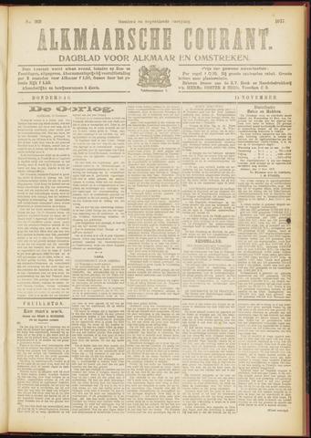 Alkmaarsche Courant 1917-11-15