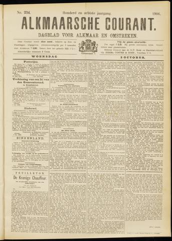 Alkmaarsche Courant 1906-10-03