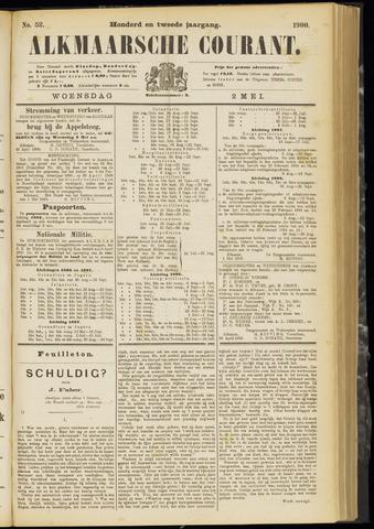 Alkmaarsche Courant 1900-05-02