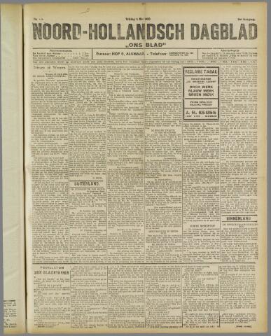 Ons Blad : katholiek nieuwsblad voor N-H 1922-05-05