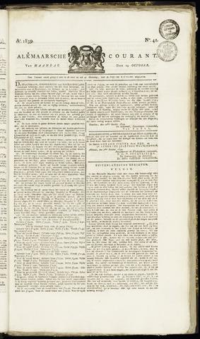Alkmaarsche Courant 1839-10-14