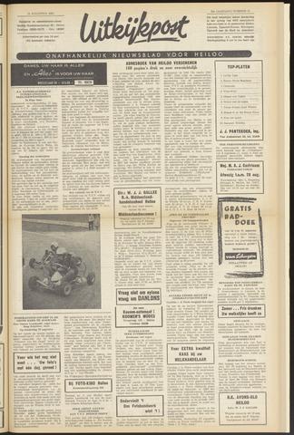 Uitkijkpost : nieuwsblad voor Heiloo e.o. 1963-08-15