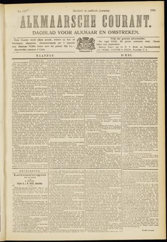Alkmaarsche Courant 1914-05-18