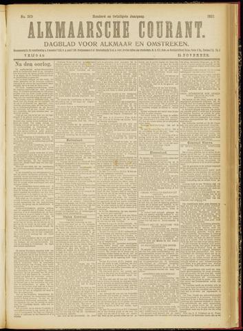 Alkmaarsche Courant 1918-11-15