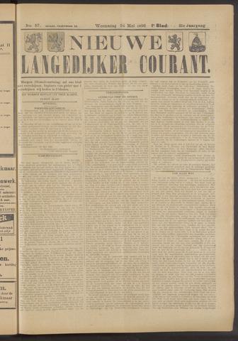 Nieuwe Langedijker Courant 1922-05-24