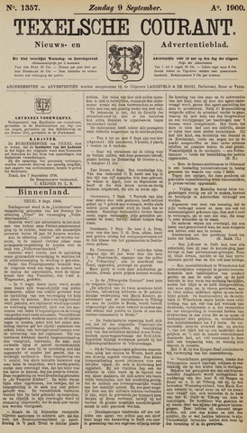 Texelsche Courant 1900-09-09
