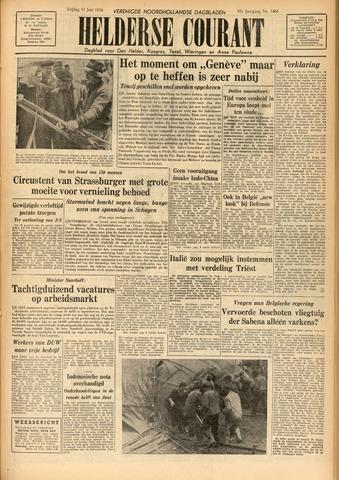 Heldersche Courant 1954-06-11