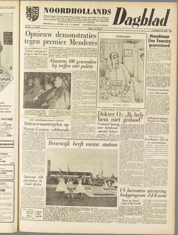 Noordhollands Dagblad : dagblad voor Alkmaar en omgeving 1960-04-30