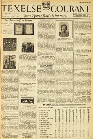 Texelsche Courant 1950-04-29