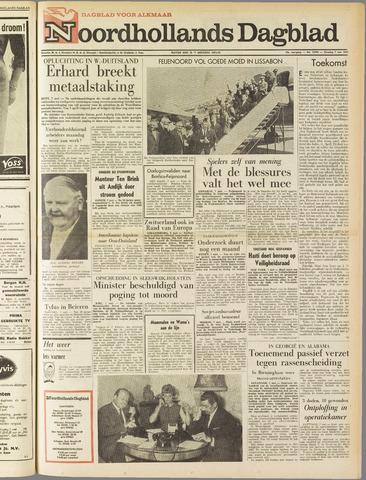 Noordhollands Dagblad : dagblad voor Alkmaar en omgeving 1963-05-07