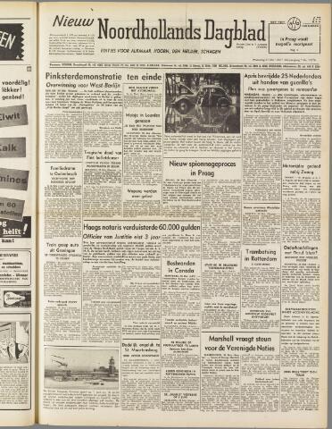 Nieuw Noordhollandsch Dagblad : voor Alkmaar en omgeving 1950-05-31