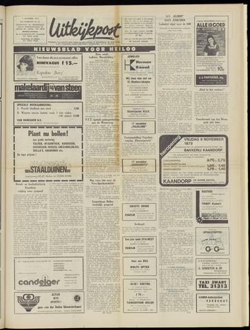 Uitkijkpost : nieuwsblad voor Heiloo e.o. 1973-11-07