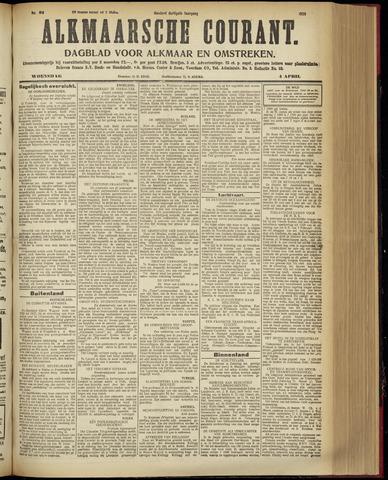 Alkmaarsche Courant 1928-04-04