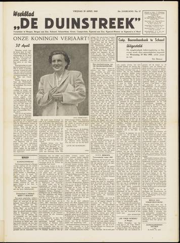 De Duinstreek 1949-04-29