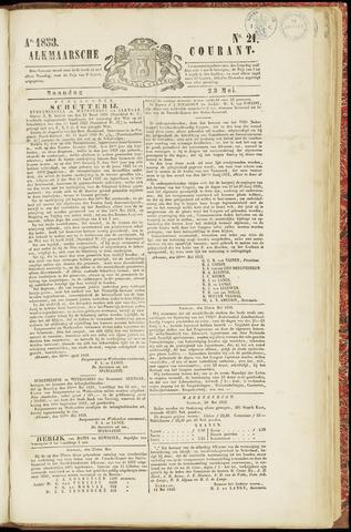 Alkmaarsche Courant 1853-05-23