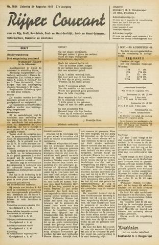 Rijper Courant 1946-08-24