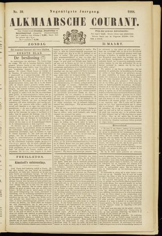 Alkmaarsche Courant 1888-03-25