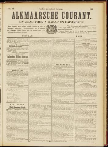Alkmaarsche Courant 1911-05-02