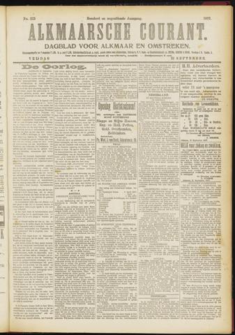 Alkmaarsche Courant 1917-09-21